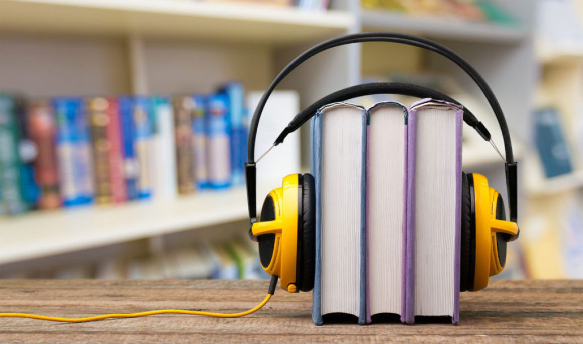 Nedladdningsbara ljudböcker fortsätter växa i USA