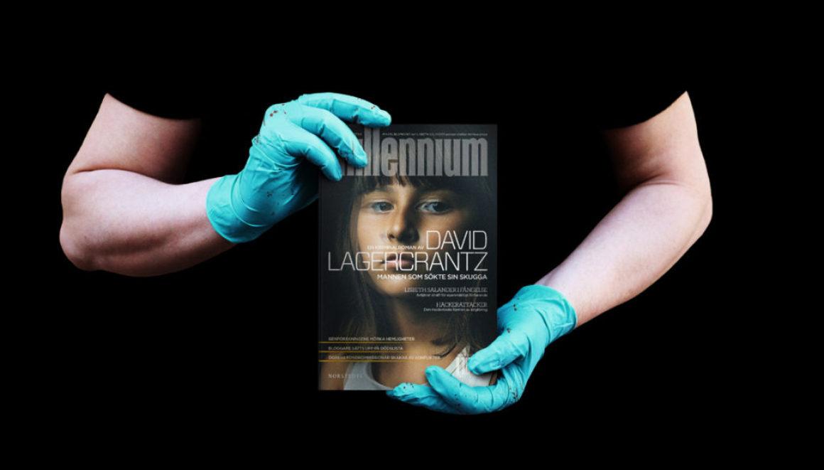 Kodnamn M5: arbetet bakom kulisserna med nya Millennium-boken