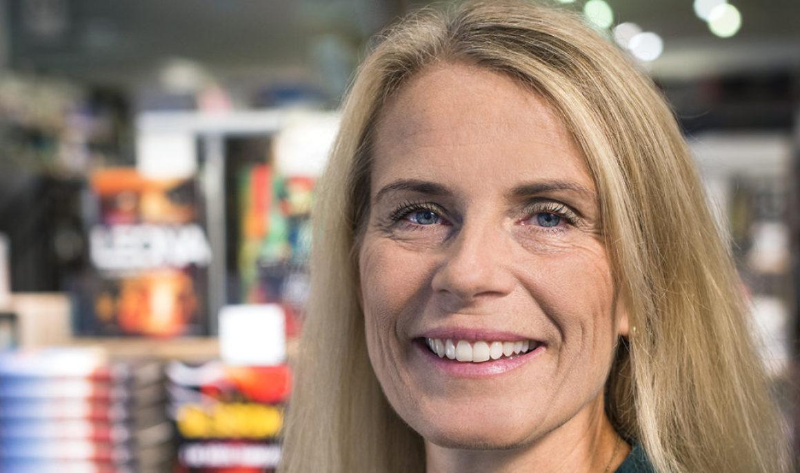 Akademibokhandeln på Mäster Samuelsgatan får bok- och matcafé