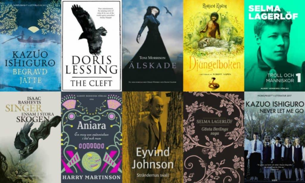 nobelpris litteratur 2017