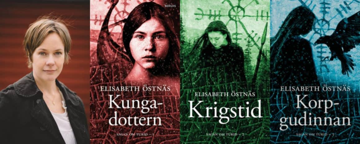 Nils Holgersson-plaketten tilldelas Elisabeth Östnäs