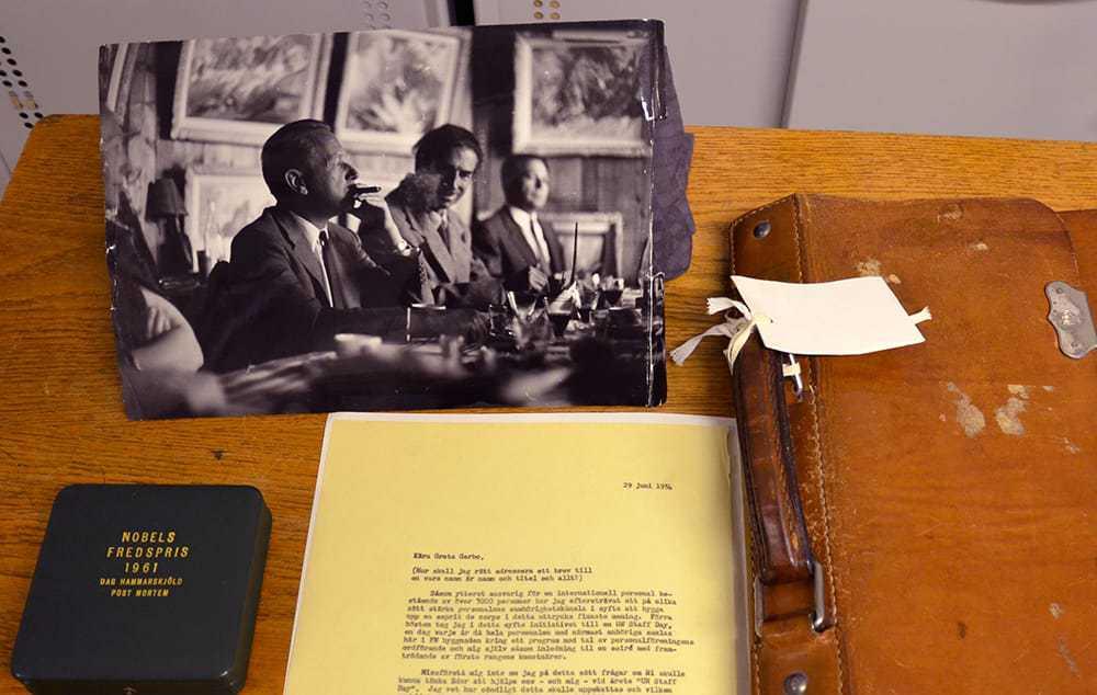 Bergmans arkiv blir varldsminne