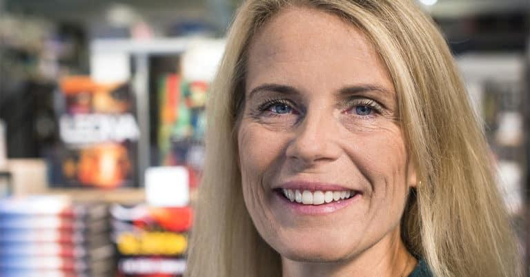 """Maria Edsman: """"Positiv utveckling för vår digitala försäljning"""""""