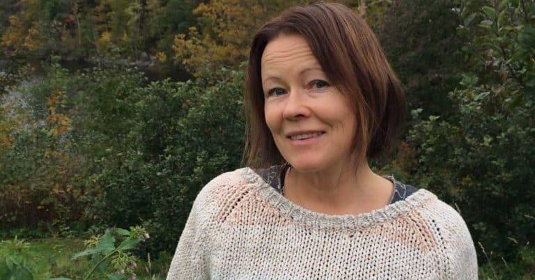 Carin Johansson debuterar med barnbok om förstoppning