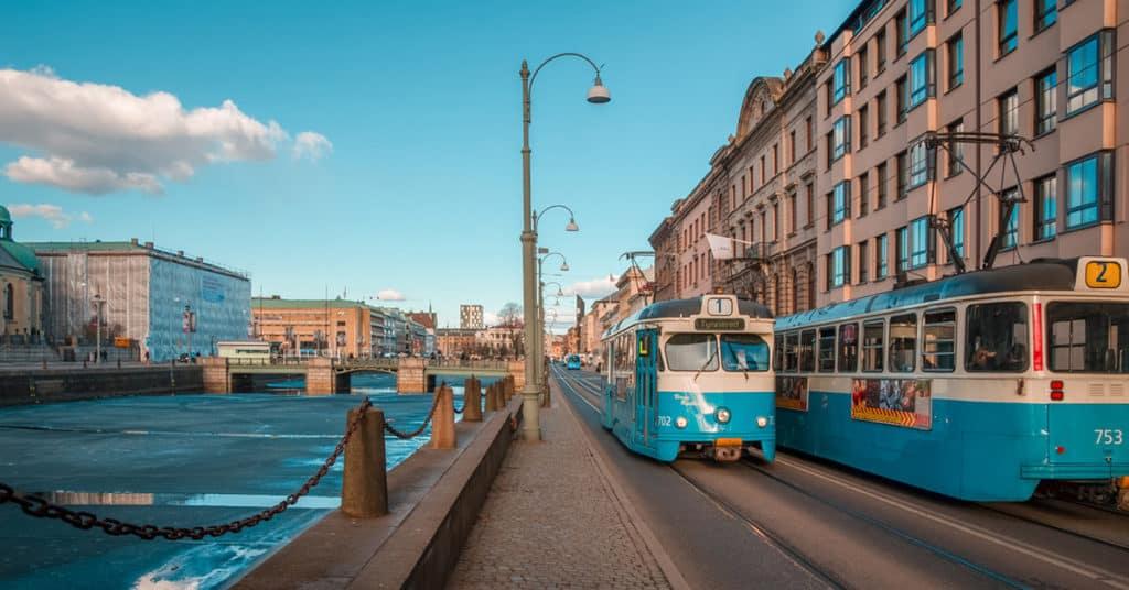 De Vill Göra Göteborg Till Sveriges Första Unesco City Of Literature