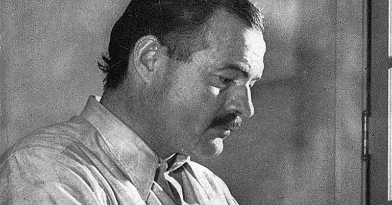 Fick Hemingway idén till sin mest kända bok av en okänd kubansk författare?