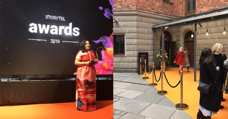 Storytel Awards exporteras – blir Mofibo Awards i Danmark och får fler kategorier