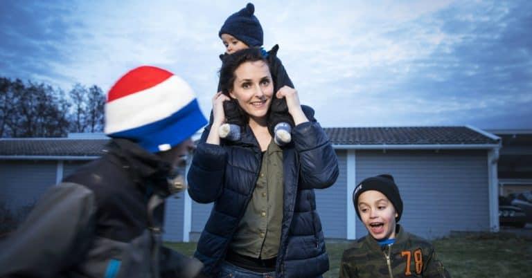 Söndagstuggare: Nicole Petré om att få tid och ork att vara kreativ under de kaotiska småbarnsåren