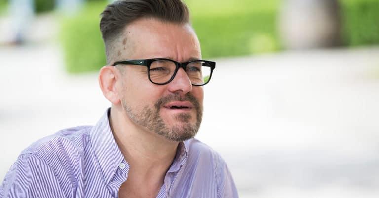 Almapristagaren Bart Moeyaert: Folk är rädda för mörker