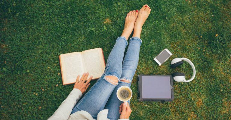 Mediebarometern 2018 om bokläsning: 11 procent prenumererar på en streamingtjänst för böcker