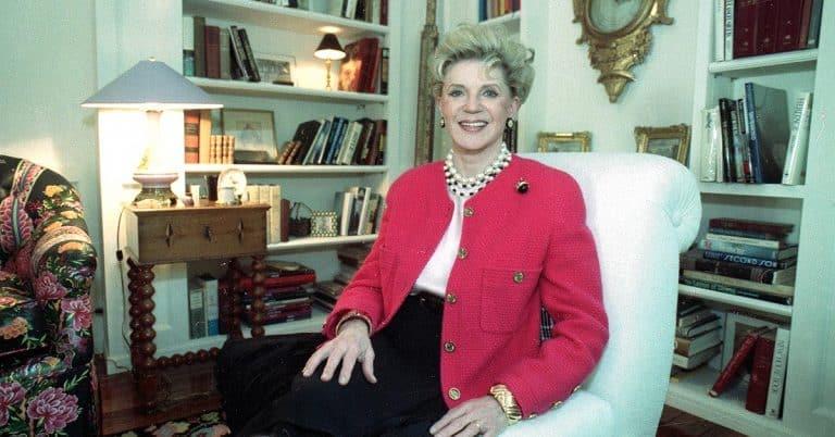 Författaren Judith Krantz är död – blev 91 år