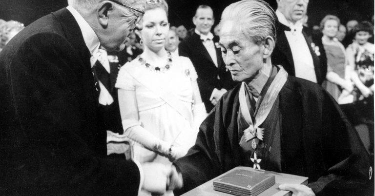 Bortglömda Nobelpristagare: Yasunari Kawabata