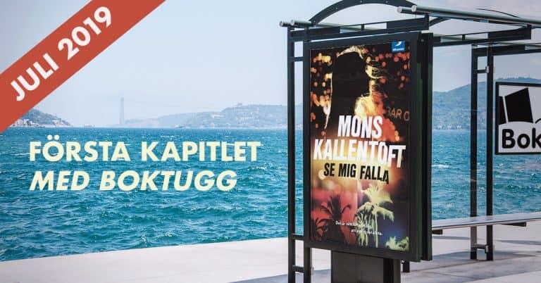 Första kapitlet: Se mig falla av Mons Kallentoft