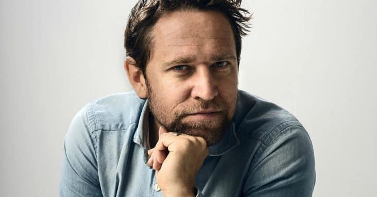 Söndagstuggare: Filip Alexanderson om att berätta historier som skådespelare, författare och inläsare