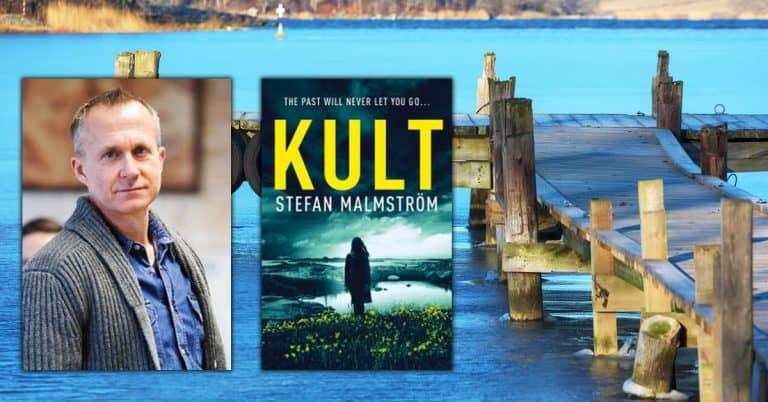 Stefan Malmström sålde själv in boken – snart släpps den på engelska
