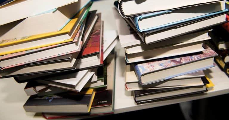 Här är böckerna som grova brottslingar lånar mest på Hall och Kumla