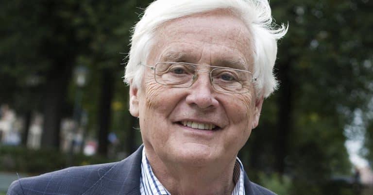 Författaren Jan Mårtenson tilldelas Crimetime Award Årets hederspris 2019