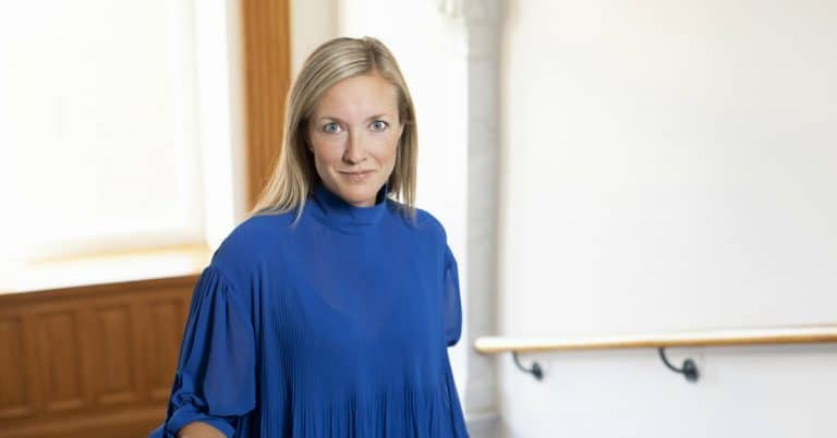 Sara Börsvik är Årets Sustainable Leader 2019