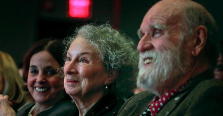 Margaret Atwoods partner, författaren Graeme Gibson är död