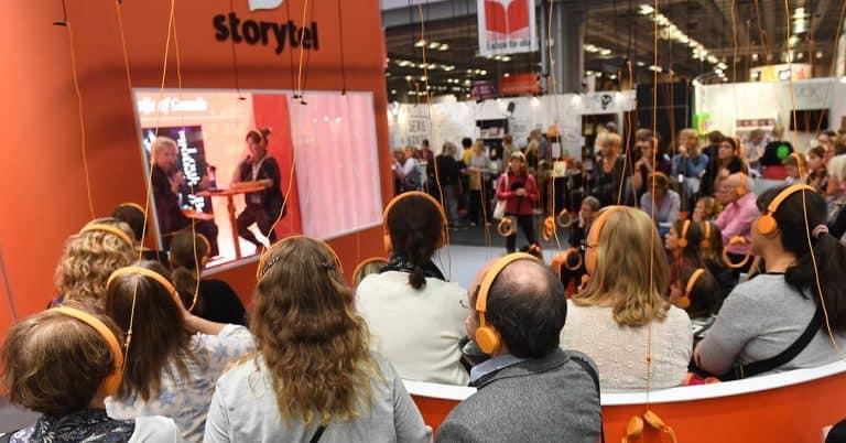 Helårsrapport från Storytel: fler kunder, ökad omsättning – och ökad förlust 2019