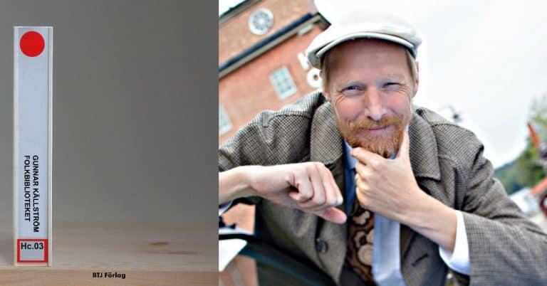 Söndagstuggare: Gunnar Källström om biblioteket som ett gemensamt vardagsrum