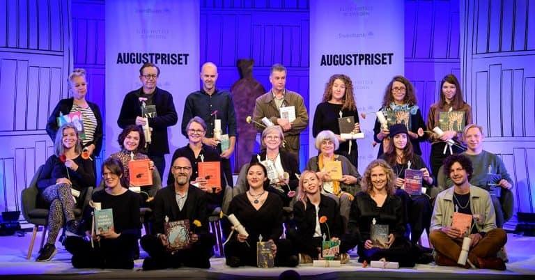 Här är alla de nominerade till Augustpriset 2019