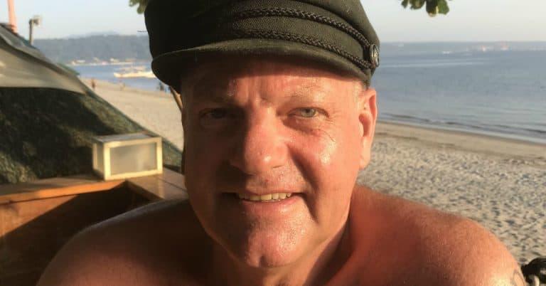 Före detta sjömannen Lars Svanberg finner frid i berättandet