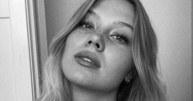 """Lyrikdebutanten Olivia Sundberg: """"Det är vackert att kunna känna"""""""