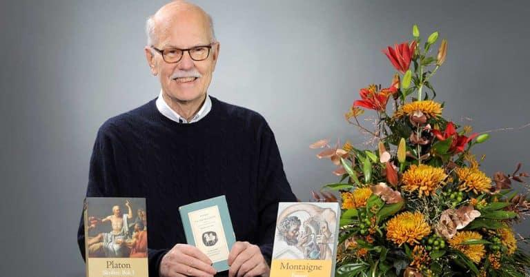 Översättaren Jan Stolpe får Svenska Förläggareföreningens Hederspris 2019