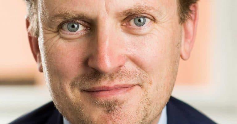 Mattias Fyrenius ny förlagschef för Bonnier Carlsen
