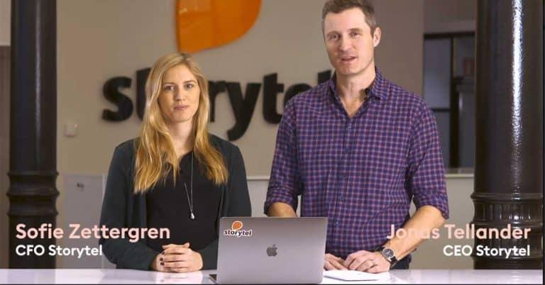 Storytel överväger att räkna investeringar i innehåll som tillgångar