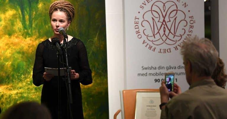 Gui Minhai prisades av Svenska Pen – Amanda Lind trotsade Kinas påtryckningar
