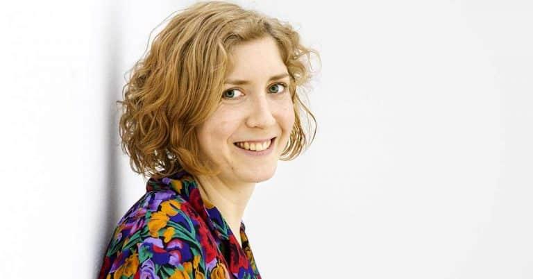 Amanda Svensson får SvD:s litteraturpris 2019
