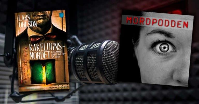 """Åtal väcks mot """"Mordpodden"""" för upphovsrättsbrott efter plagiat från bok"""