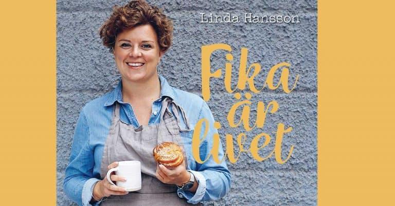 Linda Hansson vinnare i Hela Sverige bakar 2019: Fika är livet-bok släpps imorgon