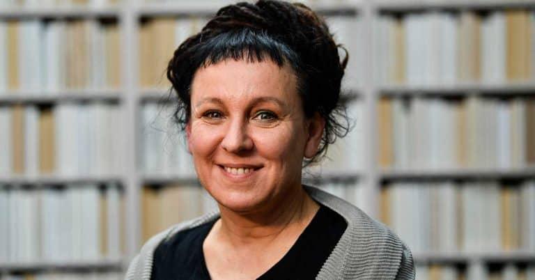 """Olga Tokarczuk nobbar inte Rinkeby: """"Missförstånd"""""""