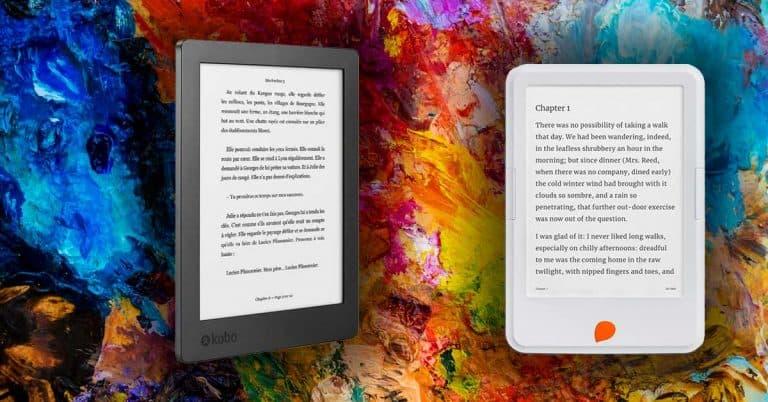 Marknad för eboksläsare halveras till 2024 – men snart kommer färgskärmar med E Ink