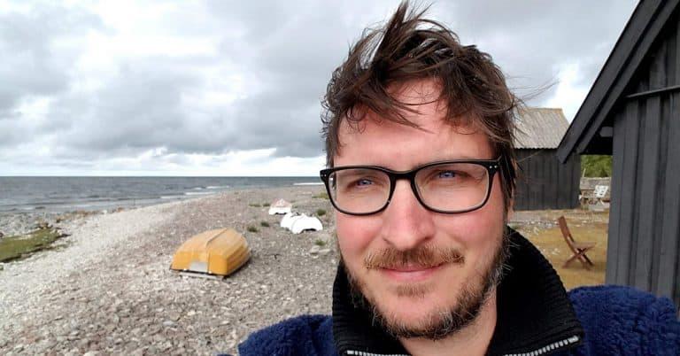 Söndagstuggare: Johan Agorelius om att starta bokförlag i kristider