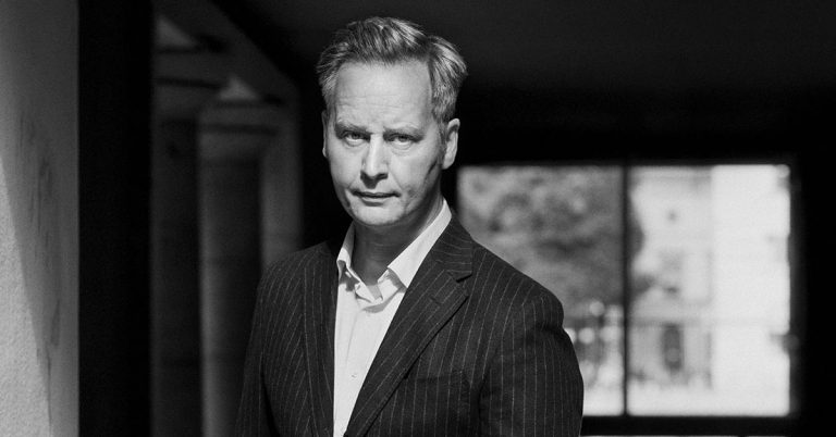 Magnus Montelius får pris för bästa utländska spänningsroman i Danmark