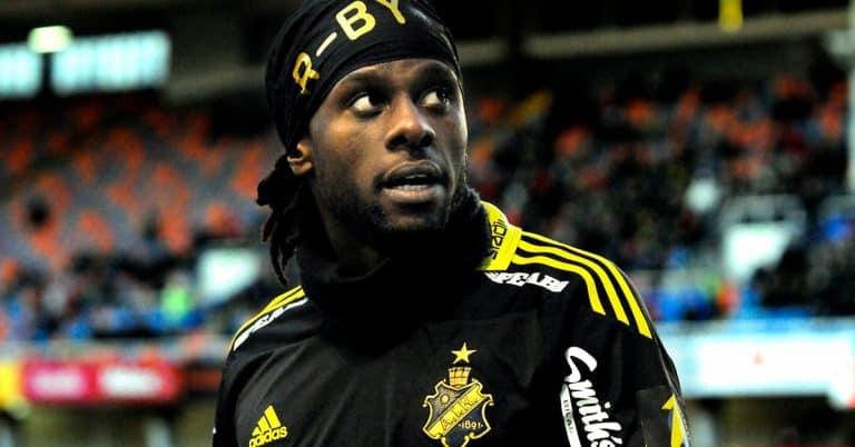 AIK-profilen Martin Mutumba ger ut sin självbiografi – skriven av Erik Niva
