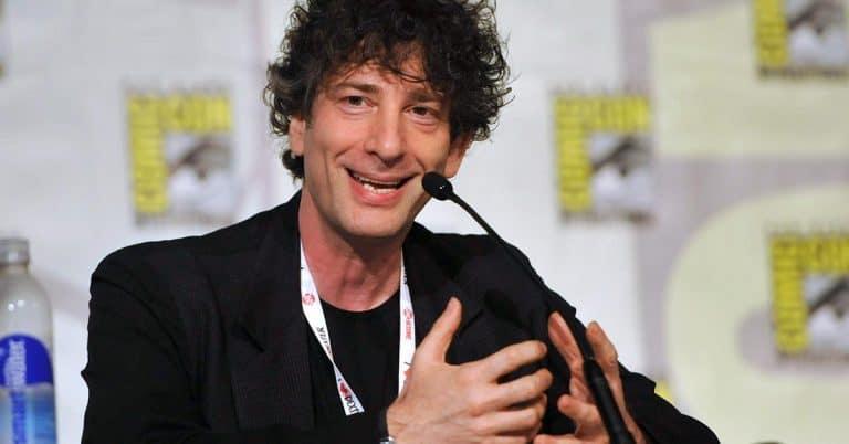 Författaren Neil Gaiman gjorde underverk för antikvariatet Petersfield Bookshop