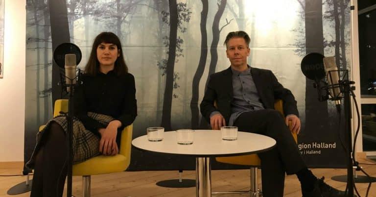 Två litterära verk diskuteras i Region Hallands satsning på litteraturkritik