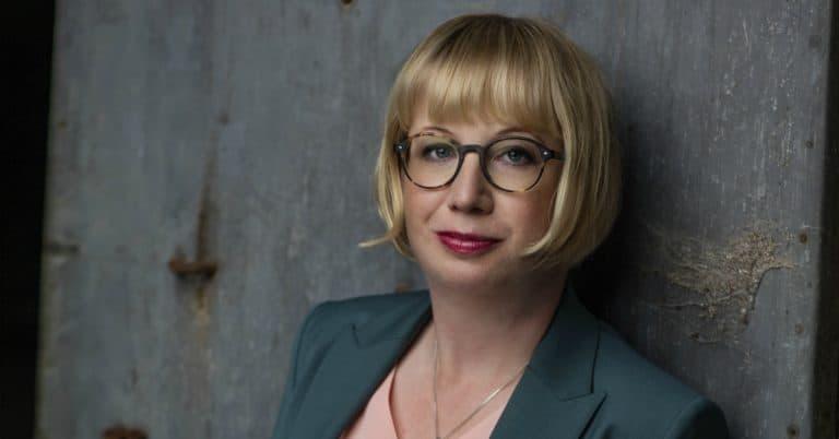 Kristina Ohlsson ger ut ny deckarserie på Forum