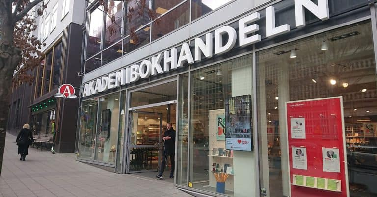 Akademibokhandelns vinst 99 Mkr 2019 – trots Bokus leveransproblem