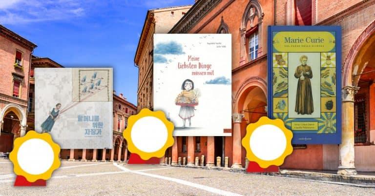 Inga svenska vinnare vid BolognaRagazzi Awards 2020