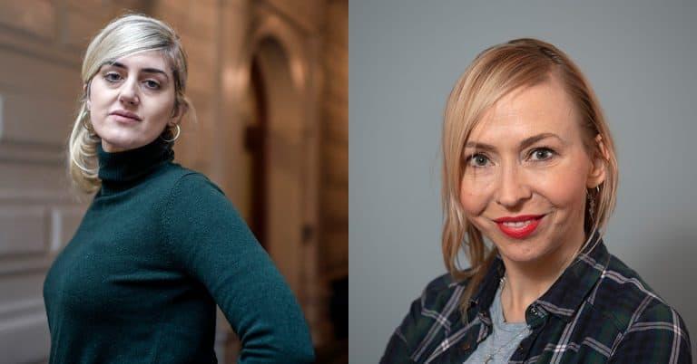 Matilda Gustavsson och Jenny Jägerfeld får kulturpriser av Expressen