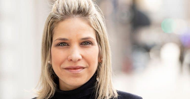 """Författaren Karina Sainz Borgo: """"Inget är normalt i Venezuela längre"""""""
