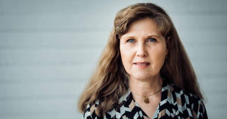 Catrine Heinestam debuterar med spänningsromanom trafficking