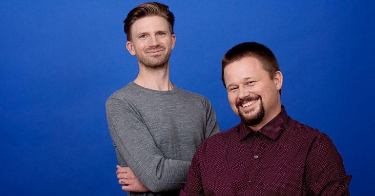 Oskar Källner landar på barnboksimperiet Rabén & Sjögren med ny serie äventyrsböcker i rymden