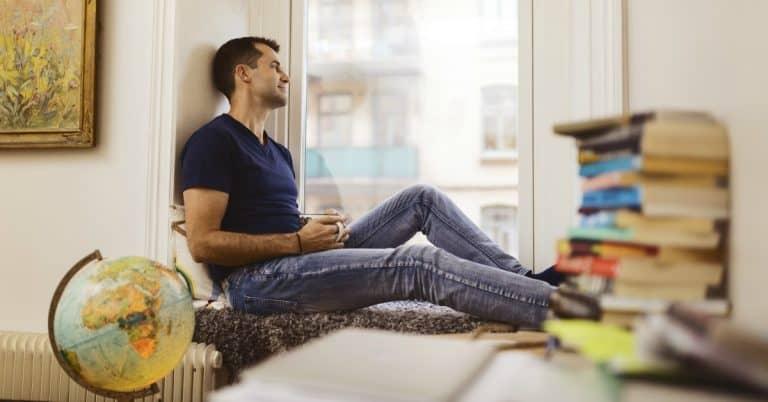 Författaren Thomas Anderson startar initiativet Författare läser för Sverige